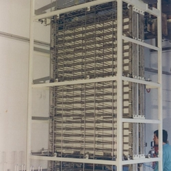 Stockage dynamique vertical